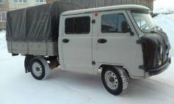 УАЗ 390945. Продам УАЗ в хорошем состоянии без вложений сел и поехал, 2 700 куб. см., 1 000 кг.