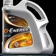 G-energy. Вязкость 10W-20, синтетическое