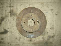 Диск тормозной. Toyota Corona, ET176 Двигатель 3E