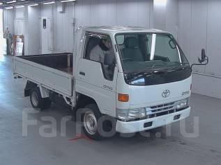 Toyota Dyna. Бортовой грузовик под ПТС, 2 800 куб. см., 1 500 кг. Под заказ