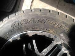 Dunlop Grandtrek SJ5. Зимние, без шипов, 2007 год, износ: 50%, 4 шт