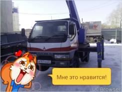 Mitsubishi. Продам автовышку Мицубиси, 4 200 куб. см., 14 м.