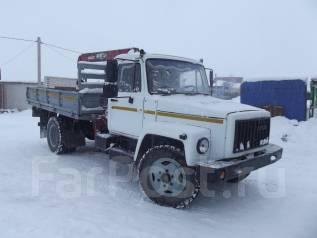 ГАЗ 3309. Продаю Газ 3309 с кму 2011 г. в, 4 750 куб. см., 5 000 кг.