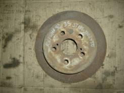 Диск тормозной. Toyota Corona, ST191 Двигатель 3SFE