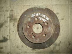 Диск тормозной. Toyota Chaser, JZX100 Двигатель 1JZGE