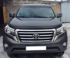 Решетка радиатора. Toyota Land Cruiser Prado