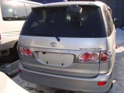 Дверь багажника. Toyota Estima Hybrid, AHR10W Toyota Estima, ACR30, ACR40, AHR10, MCR30, MCR40 Двигатели: 2AZFXE, 2AZFE, 1MZFE