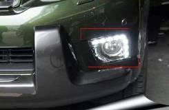 Ходовые огни. Toyota Land Cruiser Prado, GDJ150L, GDJ150W, GRJ150, GRJ150L, TRJ150, KDJ150L, GRJ150W, TRJ150W