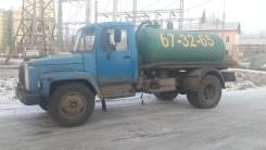 ГАЗ 3307. Продам Вакуумку, 4 250 куб. см., 3,75куб. м.