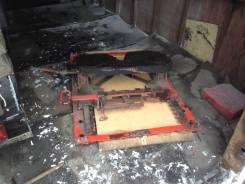 Седло от седельного тягача МАН TGA. Под заказ
