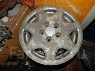 Honda Mugen. x6.5, 5x114.30, ET45, ЦО 57,0мм.