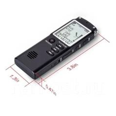Диктофон 3-8 см