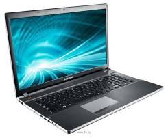 "Samsung 550P7C-S02. 17.3"", 2 300,0ГГц, ОЗУ 8192 МБ и больше, диск 1 000 Гб, WiFi, Bluetooth, аккумулятор на 4 ч."