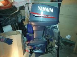 Yamaha. 75,00л.с., 2х тактный, бензин, нога L (508 мм), Год: 1998 год
