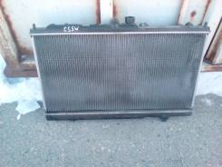 Радиатор охлаждения двигателя. Mitsubishi Lancer, CS5W Двигатель 4G93