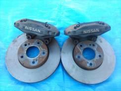 Суппорт тормозной. Nissan Silvia, S15, S14 Nissan Laurel Nissan Skyline. Под заказ
