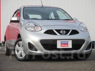 Nissan March. автомат, передний, 1.2, бензин, 25 000 тыс. км, б/п. Под заказ