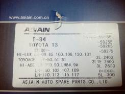 Помпа водяная. Toyota: Regius, Regius Ace, Fortuner, Land Cruiser, Celsior, Sequoia, Comfort, Dyna, Quick Delivery, Chaser, Mark II Wagon Qualis, Soar...