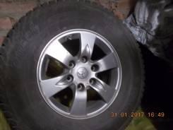 Продам комплект колес на ММС Паджеро Спорт. x16 6x139.70 ET38 ЦО 67,1мм.