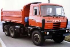 Ремонт любой сложности Tatra 815