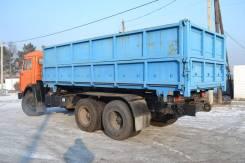 Камаз 45143. , 10 000 куб. см., 15 000 кг.