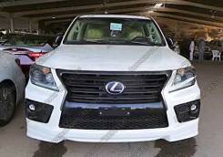Эмблема решетки. Lexus LX570, SUV, URJ201, URJ201W