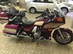 Kawasaki Voyager. 1 200 куб. см., птс, без пробега