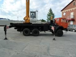 Ивановец КС-45717К-1. Автокран КС-45717К-2Р «Ивановец», 25 000 кг., 30 м.