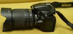 Nikon D5100 Kit. 15 - 19.9 Мп, зум: 5х