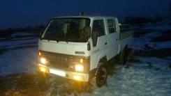 Toyota Dyna. Продам грузовик на мостах duna, 2 400 куб. см., 750 кг.