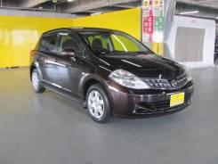 Nissan Tiida. автомат, 4wd, 1.5, бензин, б/п. Под заказ