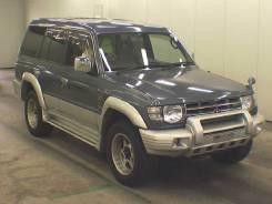 Расширитель крыла. Mitsubishi Pajero, V46W, V45W