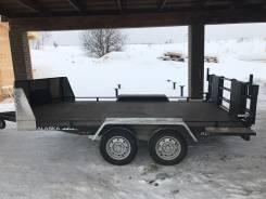 АЛЯСКА-71432, 2016. Продам телегу аляска, 750 кг.