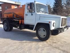 ГАЗ 3309. Продаётся водовоз газ 3309, 4 750 куб. см., 4,00куб. м.