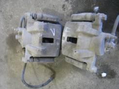 Суппорт тормозной. Pontiac Vibe Toyota Voltz, ZZE138, ZZE137, ZZE136 Двигатели: 1ZZFE, 2ZZGE
