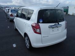 Toyota Ractis. 2SZ