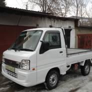 Subaru Sambar Truck. Subaru-Sambar, 700 куб. см., 1 000 кг.