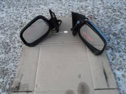Зеркало заднего вида боковое. Toyota Raum, NCZ20 Двигатель 1NZFE