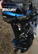 Mercury. 25,00л.с., 2х тактный, бензин, нога S (381 мм), Год: 2012 год