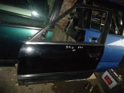 Дверь передняя левая пустая BMW 316i M40B16 E30