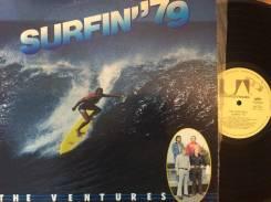 СЁРФ РОК! Венчурз / The Ventures - Surfin' 79 - JP LP 1979