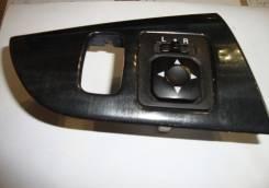 Кнопка управления зеркалами. Mitsubishi Lancer