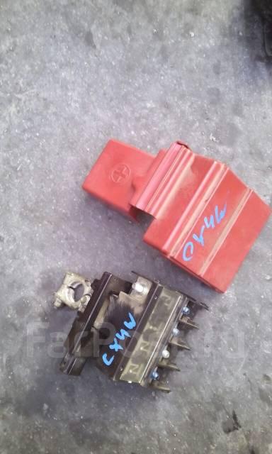 Клемма. Mitsubishi Galant Fortis, CY4A, CX3A, CY3A, CX4A, CY6A, CX6A Mitsubishi Lancer, CY3A Mitsubishi Lancer X Двигатель 4B11