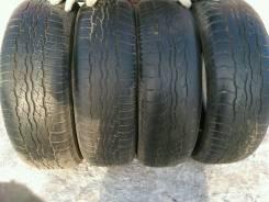 Bridgestone Dueler H/T D687. Всесезонные, 2010 год, износ: 80%, 4 шт