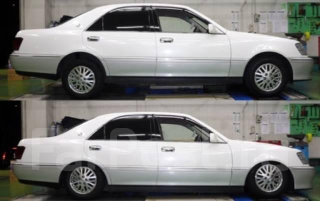 Койловер. Lexus IS300, GXE10, JCE10 Lexus IS200, GXE10, JCE10 Toyota: Crown, Verossa, Mark II, Altezza, Progres, Brevis