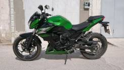 Kawasaki Ninja Z250, 2014. 250 куб. см., исправен, птс, с пробегом