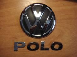 Эмблема багажника. Volkswagen Jetta, AV2, 162 Volkswagen Polo, 601, 612, 642, 602, 644, 643, 641 Volkswagen Passat, A32 Двигатели: CTKA, CTHC, AAF, CL...