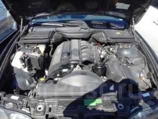 Двигатель. BMW 5-Series Двигатель M52B28