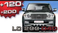 Акция! Чип тюнинг Ленд Крузер 200 LX570 LC Prado 150