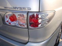 Стоп-сигнал. Toyota Estima Hybrid, AHR10W Toyota Estima, AHR10 Двигатель 2AZFXE